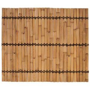Bamboe schuttingpaneel 170x150 cm van vidaxl