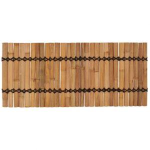 Bamboe schuttingpaneel touw 170x75 cm van vidaxl