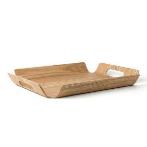 Bamboe dienblad madera M
