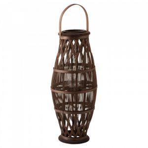 Bamboe lantaarn hoog van J-line