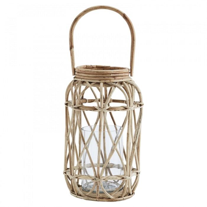 madam-stoltz-bamboe-lantaarn-35x20-cm
