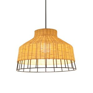 Bamboe hanglamp trinity van fine asianliving