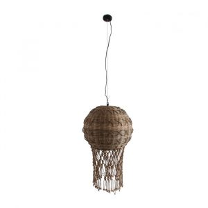 Bamboe hanglamp glory naturel