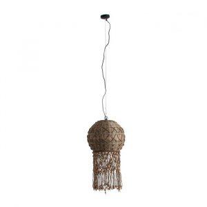 Bamboe hanglamp classic naturel van wantsandneeds