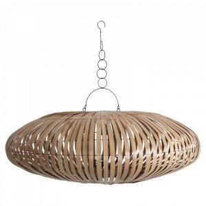 Bamboe hanglamp edge naturel van wantsandneeds