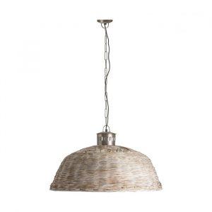 Bamboe hanglamp power van wantsandneeds