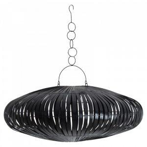 Bamboe hanglamp saint zwart van wantsandneeds