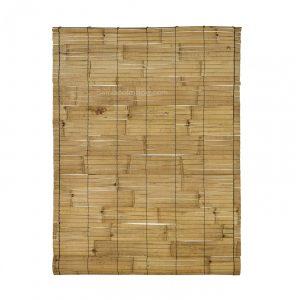 Bamboe rolgordijn elegance 200x260 cm