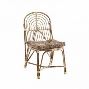 Bamboo fauteuil van Madam Stoltz