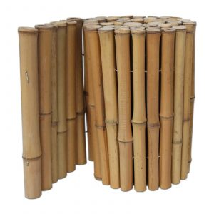 Bamboe borderrol naturel van Bamboo Import