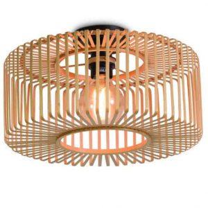 Bamboe plafondlamp bromo van Good&Mojo