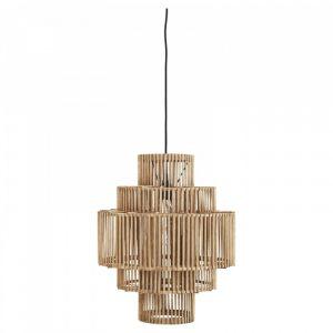 Bamboe lamp van madam stoltz