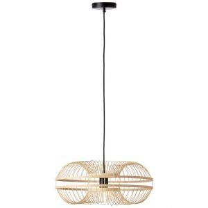 Bamboe hanglamp brilliant busan