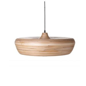 Bamboe hanglamp ufo Ø 50 cm