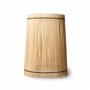 Bamboe lampenkap cone van hkliving