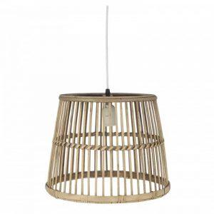 Bamboo hanglamp booming van ib laursen