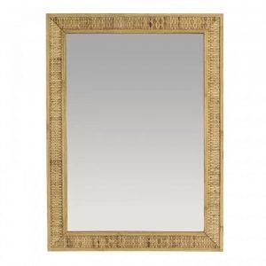 Wandspiegel bamboo braid van ib laursen